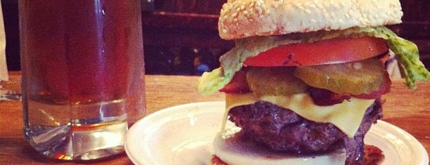 Corner Bistro is one of dreaming of uburger.