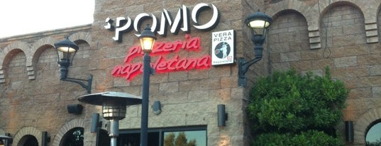 Pomo Pizzeria is one of Top 10 places to try this season.