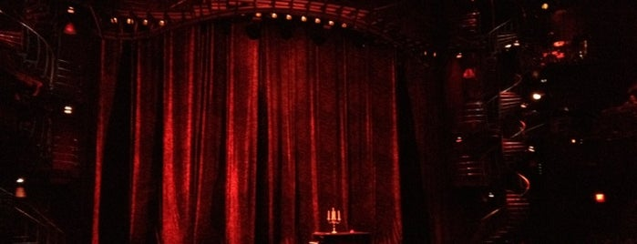 Zumanity is one of Las Vegas.