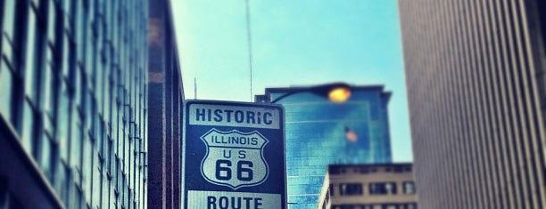The Beginning Of Route 66 is one of Two days in Chicago, IL.