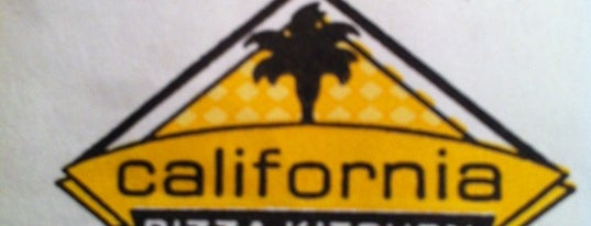 California Pizza Kitchen is one of 20 favorite places to eat.