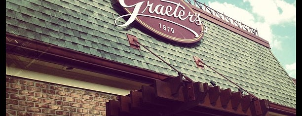 Graeter's Ice Cream is one of placesssss.!.
