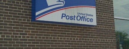 US Post Office is one of Guide to Greenfield's best spots.