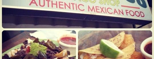 Hermanos Taco Shop is one of Restaurants.