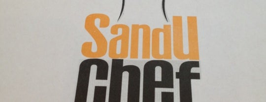 SanduChef is one of Restaurantes Venezuela.