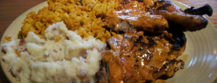 Nando's PERi-PERi is one of Top 10 dinner spots in Silver Spring, MD.