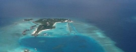 Ibrahim Nasir International Airport -VIP Lounge is one of เที่ยวพักร้อนที่ Maldives.