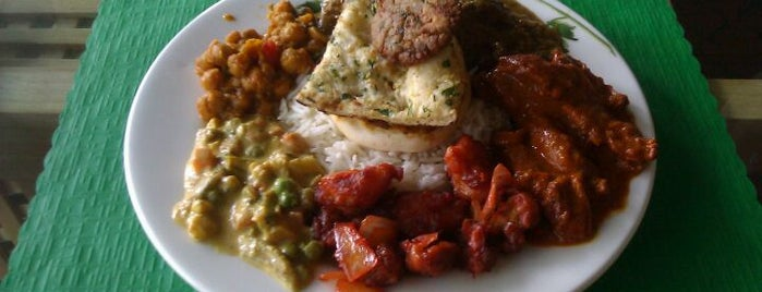 Cilantro Indian Cuisine is one of Tampa Bay Date Nights.