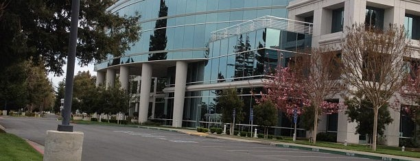 HP webOS HQ is one of silicon valley.