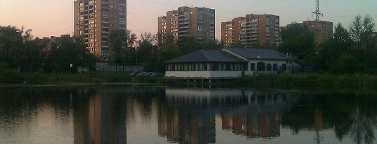 Пруд «Москвич» is one of Лобня.
