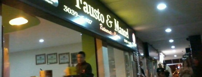 Fausto & Manoel is one of Lugares....