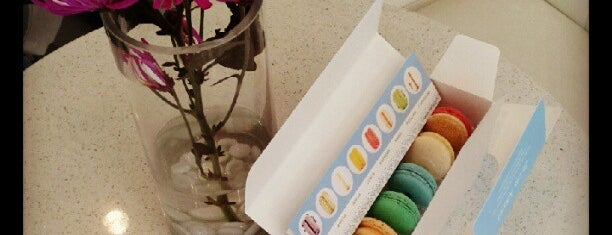 Soirette Macarons & Tea is one of Cafes to go to.