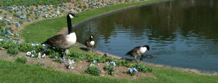 Parc Floral de Paris is one of Parcs & Jardins de Paris.
