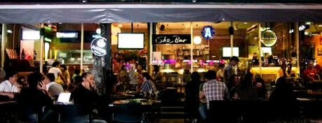"She Bar (ฌีบา) is one of "" Nightlife Spots BKK.""."