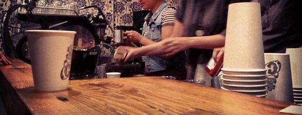 Culture Espresso is one of NY Espresso.