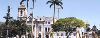 Terreiro de Jesus is one of Points de Salvador.