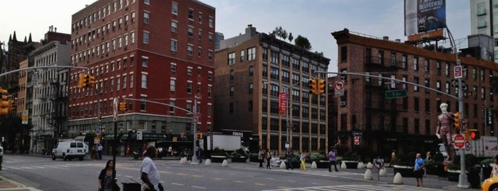 Meatpacking District is one of Shopping New York City.