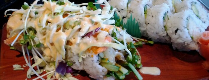 Sushi Garden is one of Burnaby Eats.