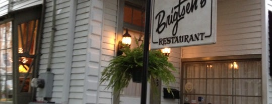 Brigtsen's Restaurant is one of New Orleans.