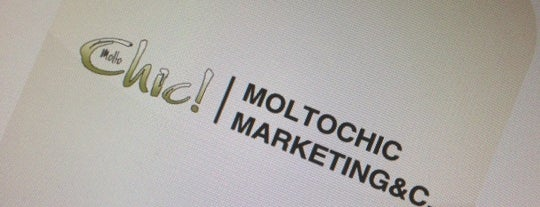 Moltochic Marketing&c is one of We works with MoltoChic Marketing&C.