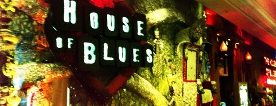 House Of Blues is one of Mandalay Bay Resortist badge.