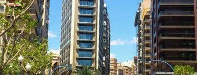 Rambla Méndez Nuñez is one of Alicante urban treasures.