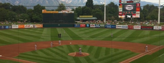 Smith's Ballpark is one of Movies/Fun.