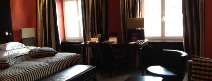 Hotel Bayerischer Hof is one of Hotels I Enjoyed Staying At.