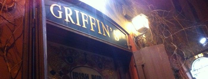 Griffin's Irish Pub is one of Modna.
