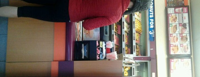 Dunkin Donuts is one of Top picks for Coffee Shops.