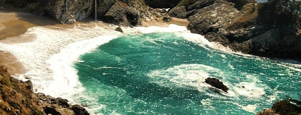 Pfeiffer Big Sur State Park is one of Dream Destinations.