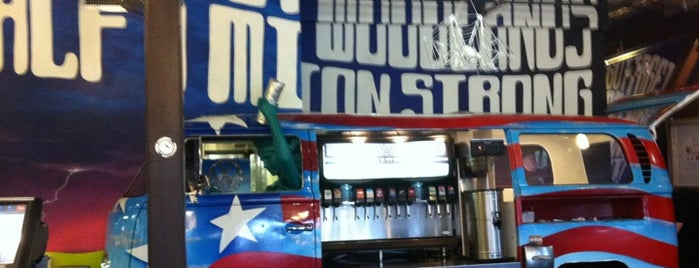 Freebirds World Burrito is one of Favorite Restaurants.