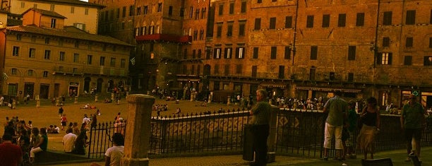 Bar il Palio is one of 36 hours in...Siena.