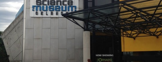 Science Museum Oklahoma is one of Must-visit Arts & Entertainment in Oklahoma City.