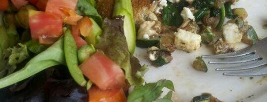 Origins Organic Kitchen is one of Buzzin' Restaurants - Downtown.