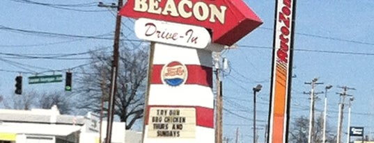 Beacon Drive-In is one of DINERS DRIVE-INS & DIVES.