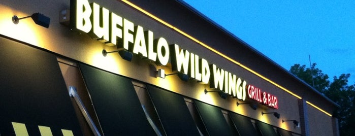 Buffalo Wild Wings is one of Burlington.