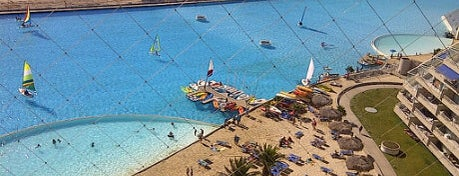 San Alfonso del Mar is one of Incredible Pools.