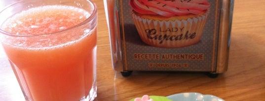Beauty Cakes is one of Où déguster un cupcake à Paris.