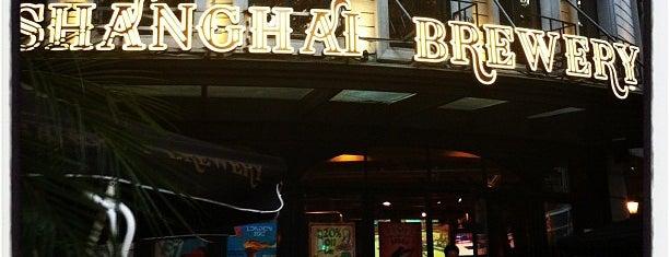 Shanghai Brewery is one of Shanghai.