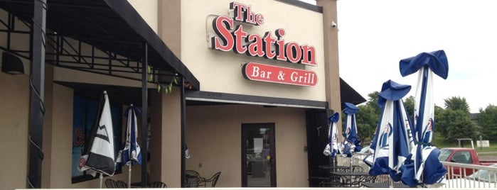 The Station Bar & Grill is one of Local Nightlife.