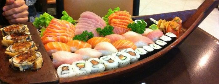 Okuyama is one of Lugares para Conhecer e Comer.