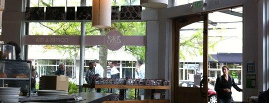 Zoka Coffee is one of Seattle.
