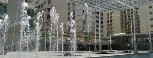 Plaza Los Palos Grandes is one of Caracas Wi-Fi.