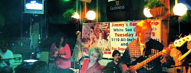 Jimmy's Bar is one of Official Blackhawks Bars.