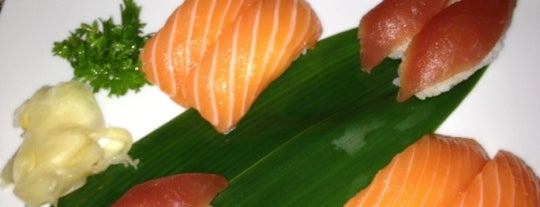 Higashi is one of 20 favorite restaurants.