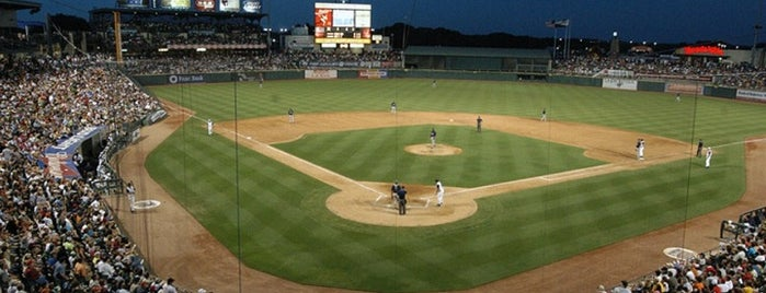 Dell Diamond is one of Venue.