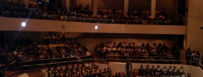 Auditorio Fabio Lozano Universidad Jorge Tadeo Lozano is one of Lugares de Entretenimiento.