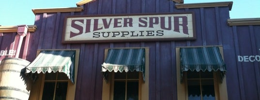 Silver Spur Supplies is one of Disneyland Shops.
