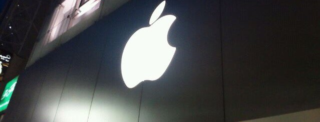 Apple Store is one of アップルストア(Apple Store).